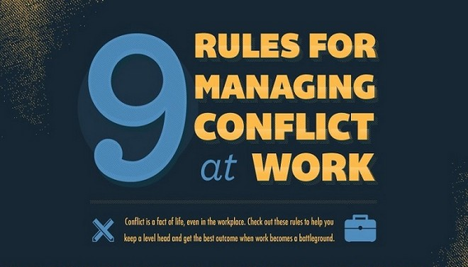 Conflits au travail : comment les gérer