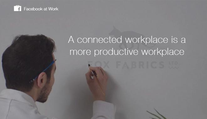 Facebook at Work : votre futur RSE ?