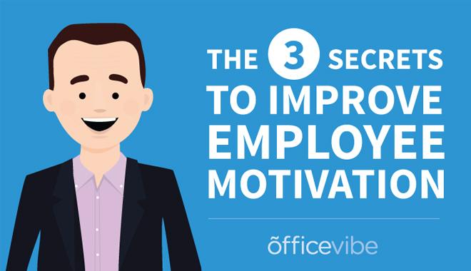 3 secrets pour cultiver la motivation des collaborateurs
