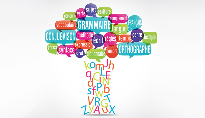 Orthographe mots bulles