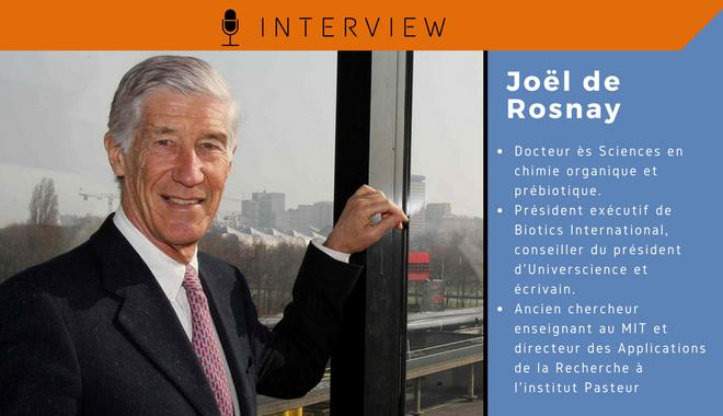 Intelligence artificielle Joel de Rosnay
