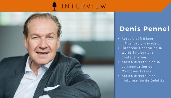 Denis Pennel, DG de la WEC