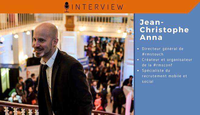 interview de jean christophe anna rmsconf 2017