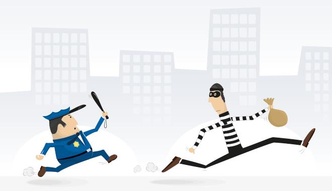 Que peut faire l'employeur en cas de vol constaté dans son entreprise ?