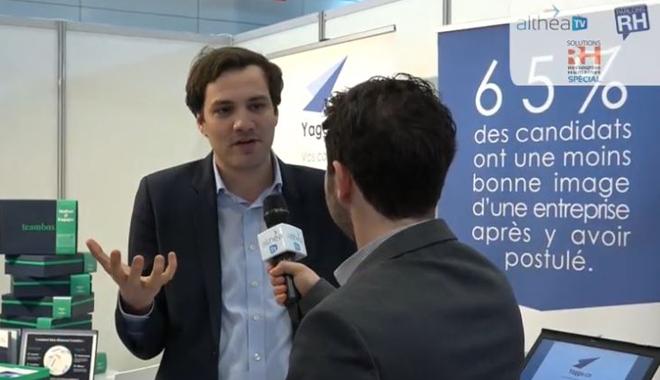 Althéa TV interviewe Yaggo lors du SSRH 2018