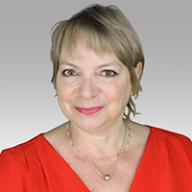 Michèle Côme créatrice de Come Inc Humour