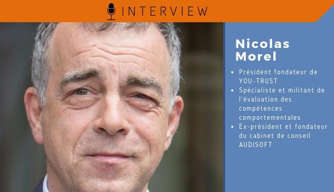 Interview de Nicolas Morel, YOU-TRUST, Monkey Tie