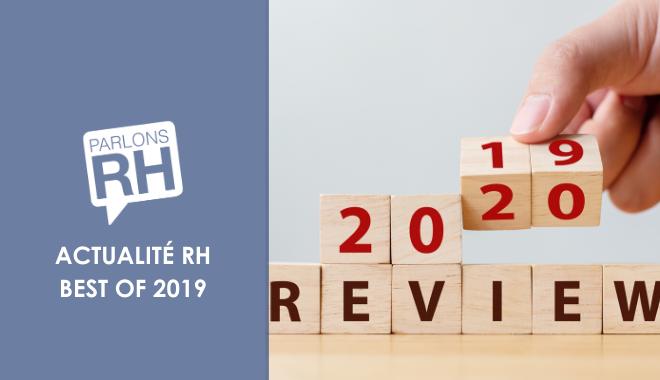 Les articles les plus lus en 2019 sur Parlons RH