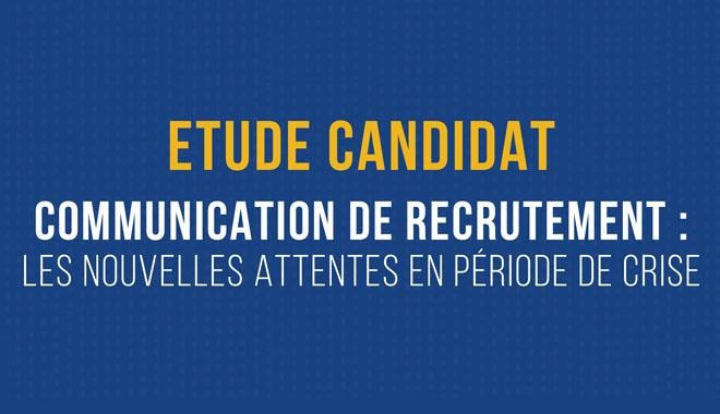 Communication RH : les attentes des candidats post-crise