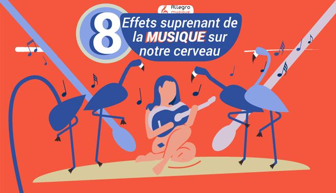 Les impacts de la musique sur le cerveau et la performance