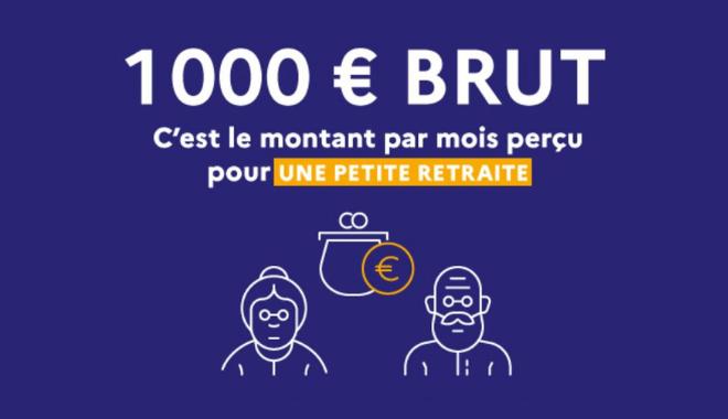 [PARLONS RH] infographie - petite pensions de retraite en France