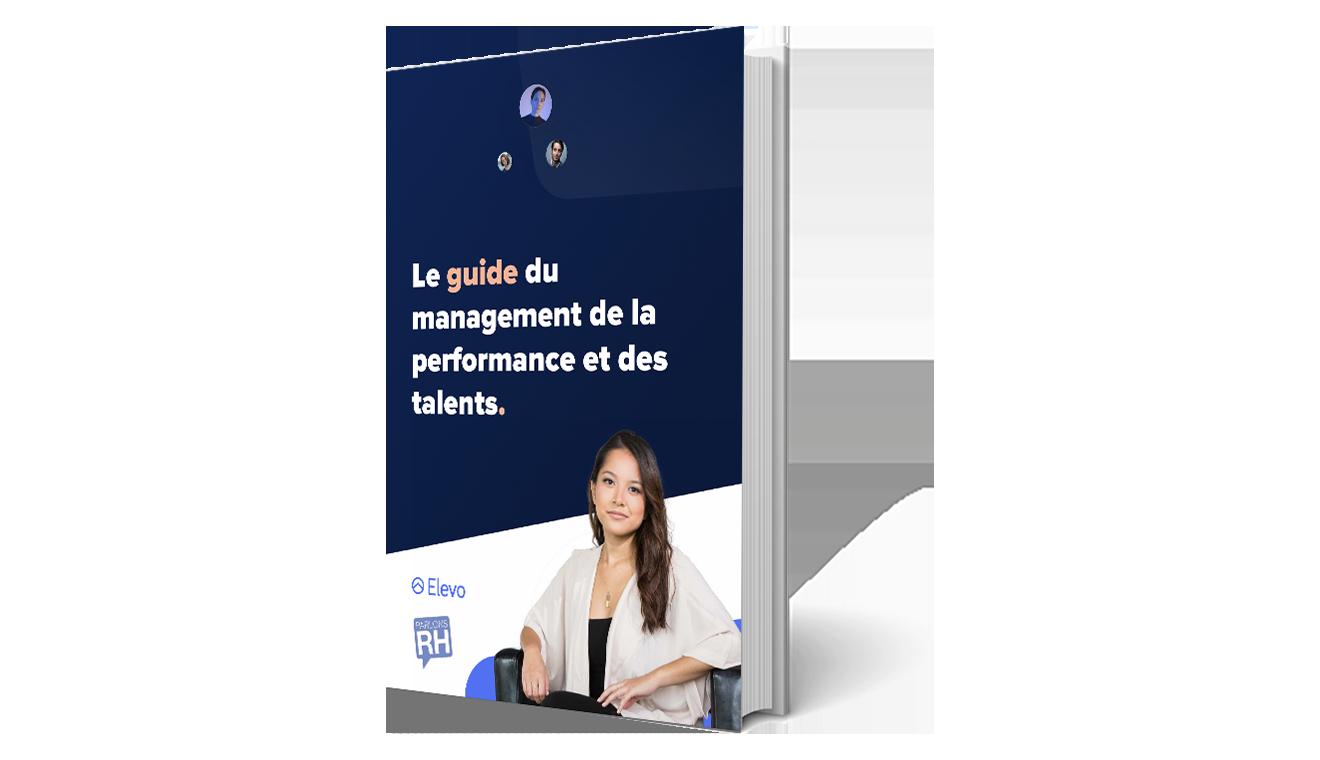 guide Elevo du management de la performance de talents