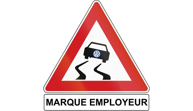 La marque employeur de Volkswagen atteinte
