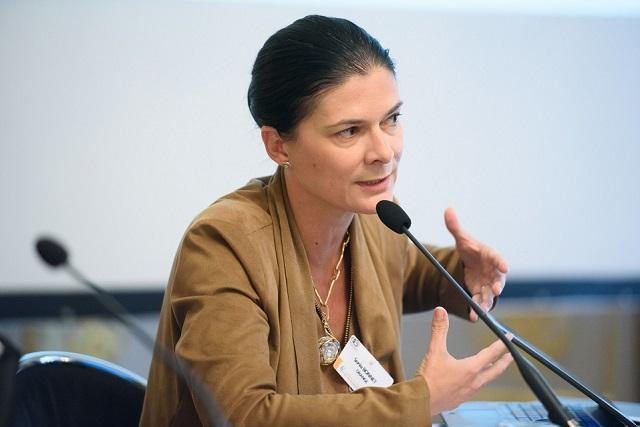 Sonia Bonnet Directrice Anticipation et Compétences du groupe Orange