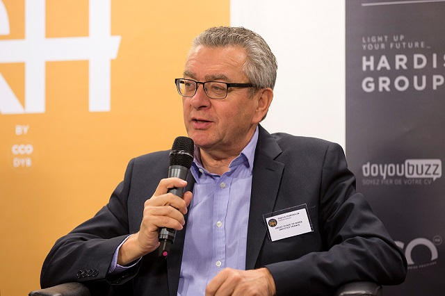 Forum RH 2015 à Nantes - Patrick Dumoulin