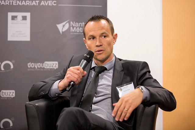Forum RH 2015 à Nantes - Nicolas Odet