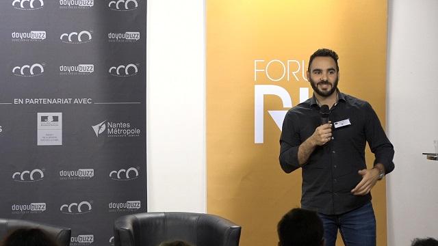 Forum RH 2015 à Nantes - George Saad