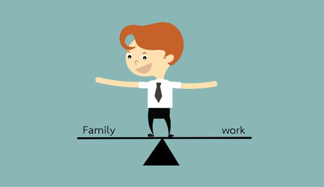 équilibre vie professionnelle et vie personnelle