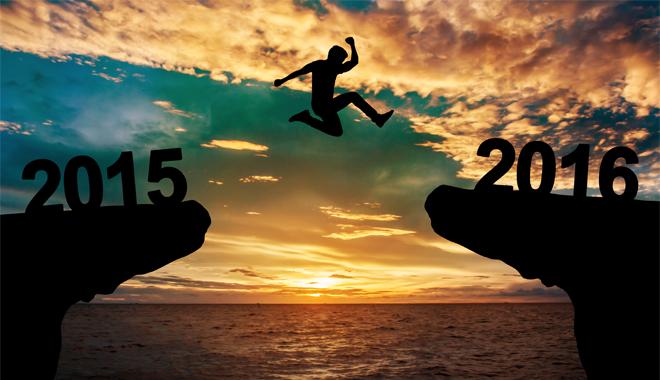 En 2015, je vous présentais nos vœux de confiance. Aujourd'hui, je souhaite partager avec vous notre leitmotiv pour 2016 : l'action.