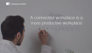 Facebook at Work : votre futur RSE ?