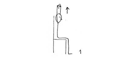 Troisième exercice : le dos