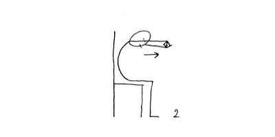Troisième exercice bis : le dos