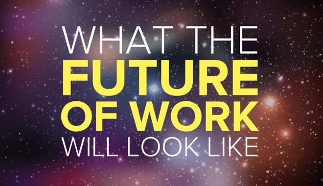 A quoi ressemble l'évolution du travail de ces prochaines années