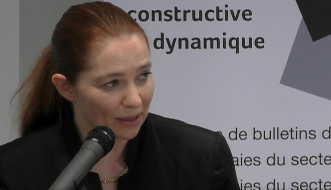 isabelle van cauwenberge presidente de l'Association SDDS