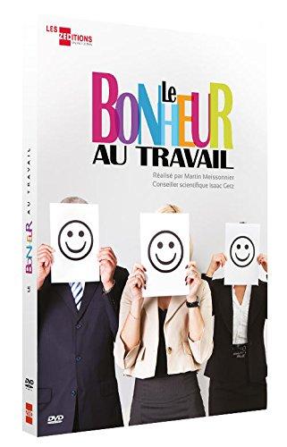 """DVD du document """"Le bonheur au travail"""" de Martin Meissonnier"""