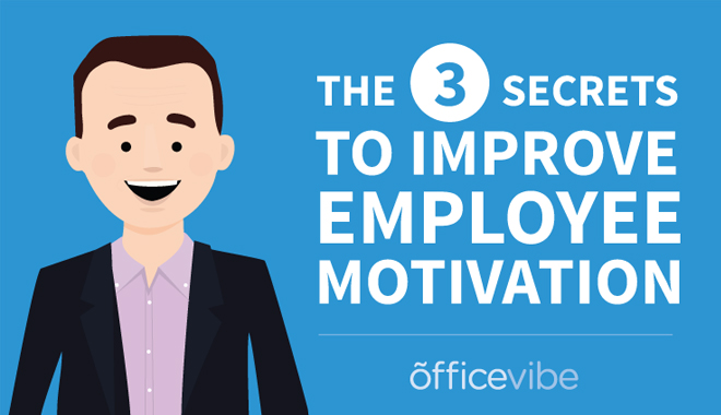 3 secrets pour cultiver la motivation des collaborateurs