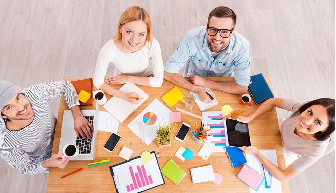 Une revue du web sur le thème de l'employabilité, du bonheur au travail et intrapreneur