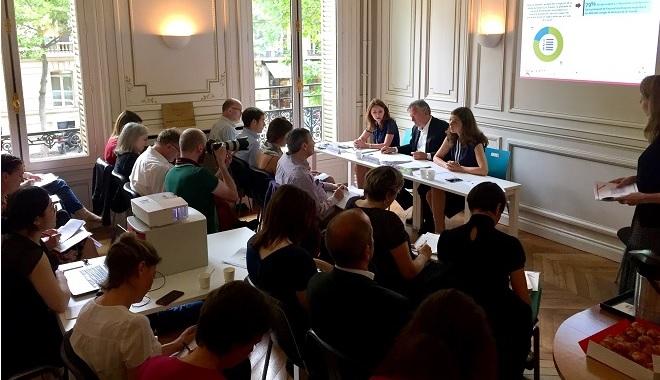 Présentation des résultats de l'enquête flash menée par l'ANDRH sur le projet de réformes du Code du travail
