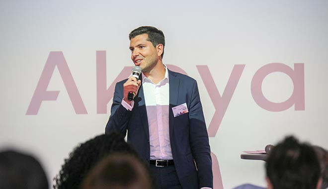 Vincent Barat cofondateur d'Akoya Consulting
