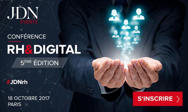 Obtenez votre réduction à la conférence RH & Digital grâce à Parlons RH
