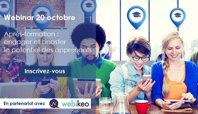 Formation : engager et booster le potentiel des collaborateurs