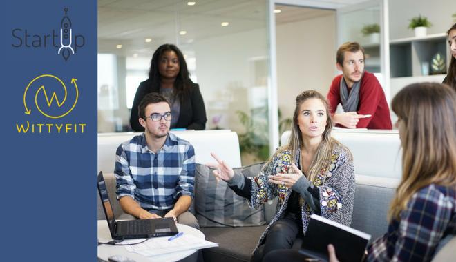 wittyfit, startup qui mesure et facilite la qvt
