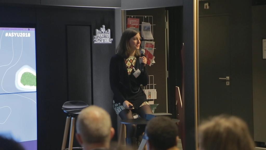 Clémence Coghlan, Co-fondatrice et DG France de Chance