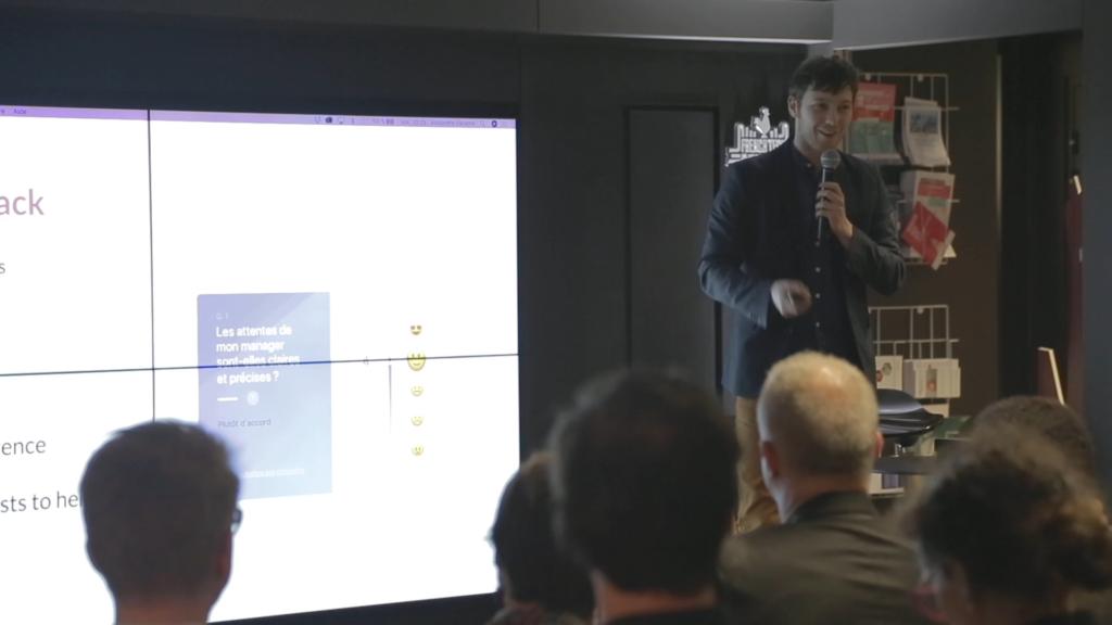 Kevin Bourgeois, CEO et co-fondateur de Supermood
