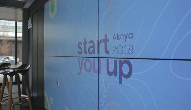 Akoya Start You Up 2018 dévoile les start-up qui révolutionnent la fonction RH