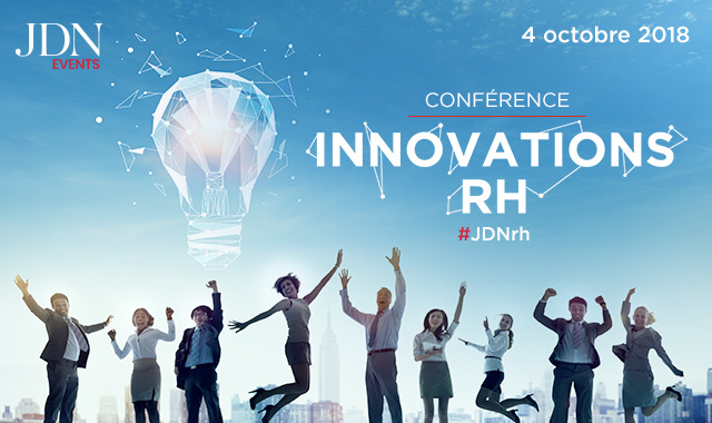 5e édition d'Innovations RH organisé par JDN Events