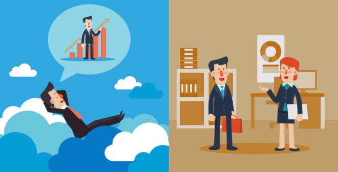 infographie sur la marque employeur et sur l'image employeur
