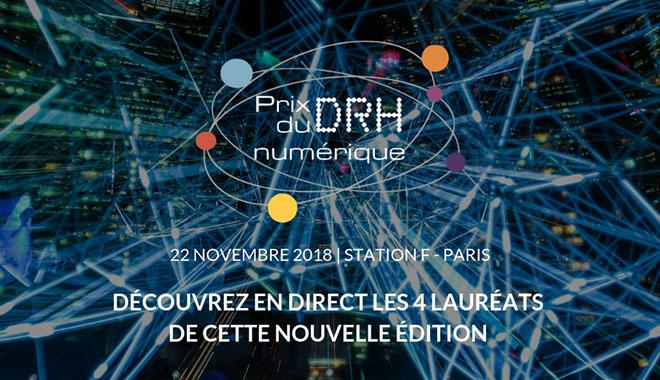 Parlons RH partenaire du Prix du DRH numérique de l'ANDRH