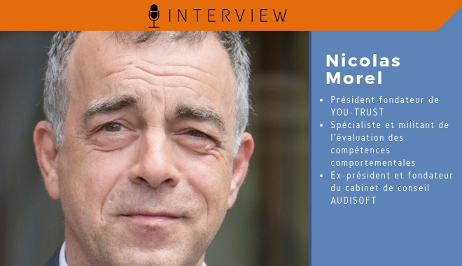 Interview de Nicolas Morel, YOU-TRUST, Monkey Tie