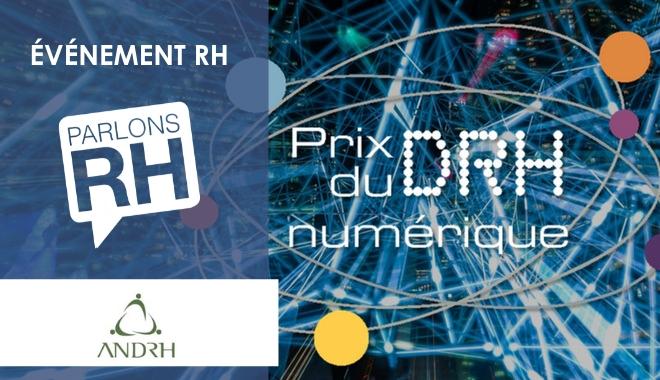 Prix ANDRH du DRH Numérique