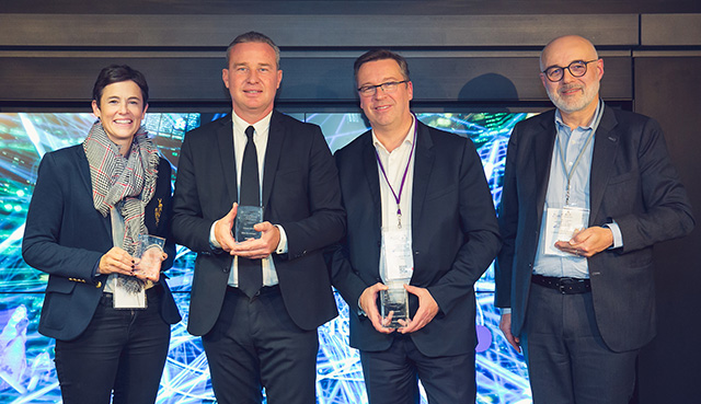 Lauréats du prix du DRH numérique - ANDRH