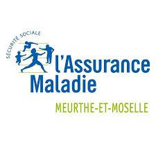 Logo de la CPAM Meurthe et Moselle