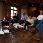 L'équipe OurCo, le réseau social professionnel pour mesurer le bien-être et l'engagement des collaborateurs