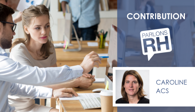 Caroline Acs des éditions tissot parle de la digitalisation de la gestion du personnel