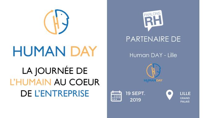 Parlons RH sera présent à Human DAY édition marque employeur