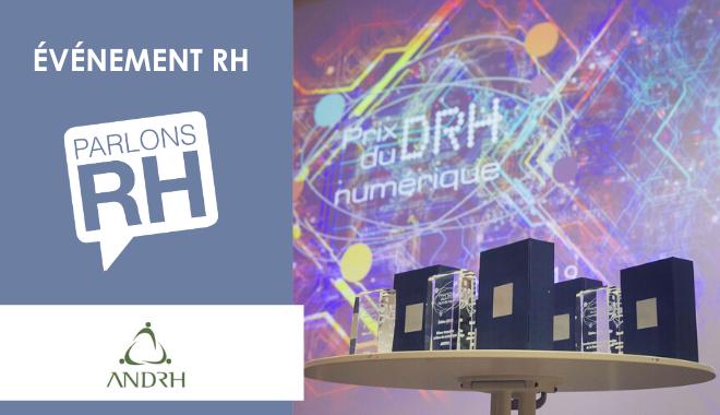 Prix du DRH numerique 2019